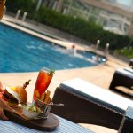 Hilton Bangalore Embassy GolfLinks' Temperature Controlled Pool