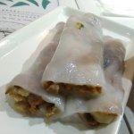 """Love their Prawn Rice rolls (""""Har Cheong Fun"""")"""