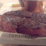 Delmonico Steak Medium Rare
