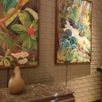 Paintings and decor
