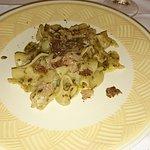 Pasta fatta in casa con tartufo bianchetto dei monti Iblei