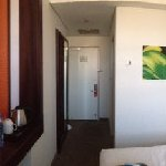 This is a Pano view of the room that I stayed.