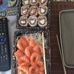 sushis à emporter
