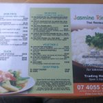 Jasmine Rice Restaurant