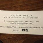 Photo de 9HOTEL MERCY