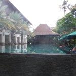 """Miami Vice"" pool - nearest to lobby/reception"