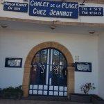 Foto de Le Chalet de la Plage