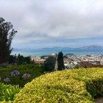 Beautiful views of the bay