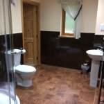 Bathroom and Sauna in Muirloch Executive 11