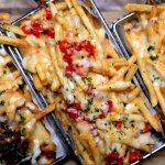 Turbo charged fries