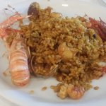Restaurante Barceloneta Foto