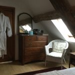 Bed and Breakfast Double room