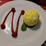 Tartufo Limoncello delicious lemon dessert