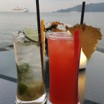 Mocktails (Virgin Mojito and Oriental Beauty)