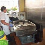 Making Enchilada