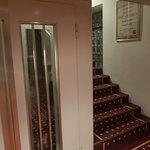 4th Floor lift