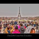 Camping de Paris Foto