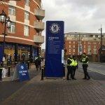 Stamford Bridge Entrance