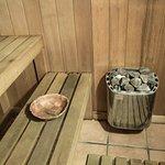 Pacific Regis Sauna