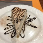 Fantastic baileys cheesecake....delicious