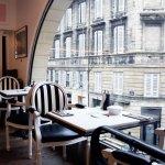 Le salon de thé Opéra