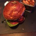 Josper burger
