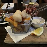 Mini Fish & Chips, Chambers Club