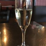 $2 champagne for brunch!