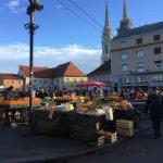 Photo of Dolac Market