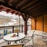 Capitol Peak 3204 3 bed, 3 bath - Largest patio in Snowmass Base Village!