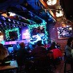 Piano bar at Pat O'Briens