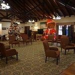 Lodge Sitting Area