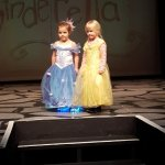 Two of my great-granddaughters. Maddie (yellow) 5 on Christmas Eve. Ava (blue) 5 on 2nd January.
