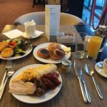 lavish breakfast worth every penny
