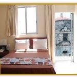 Habitación junior suite con dos camas matrimoniales