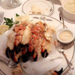 Stone Crab Serving