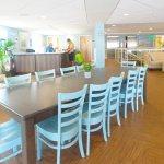 Crystal Beach Hotel-Lobby