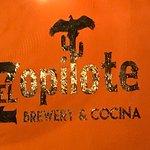 Foto de El Zopilote Brewery & Cocina