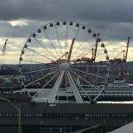 Ferris Wheel near Pike's Place!