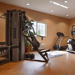 For those who want a vigorous workout, we are fully-equipped with state of the art modern equipm