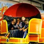 Fun-A-Whirl Ride in The Funplex Boardwalk