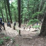 The Grouse Grind Foto