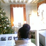 Yet another Christmas tree and oversize Advebt calendar