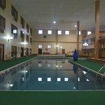 Heated Pool & Game Area