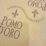Trattoria Pomo D'Oro fényképe