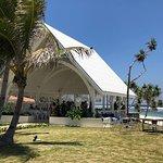 Tamanu's new wedding chapel