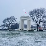 Peace Arch State Park Foto