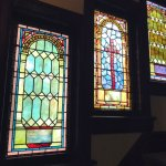 Circa 1899 Stained Glass Windows