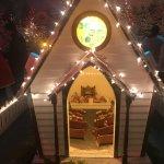 A little church in Story Book Lane
