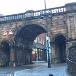 The walled city of Derry, Ireland